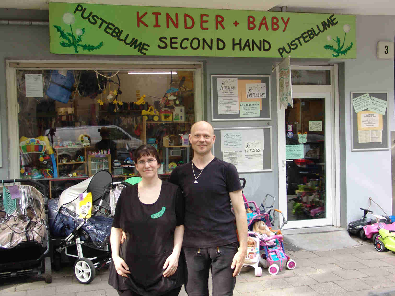 reputable site 368de ff181 Pusteblume - Kinder und Baby second hand